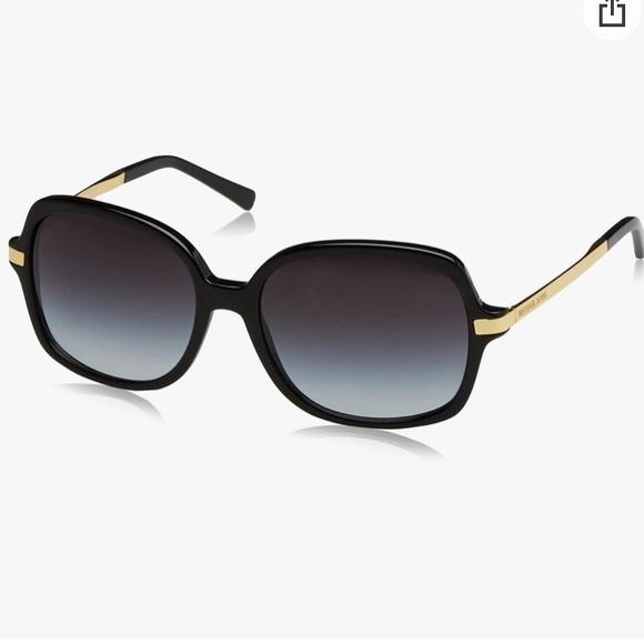 Michael Kors NWOT MK2024 Sunglasses (Black/Gold)